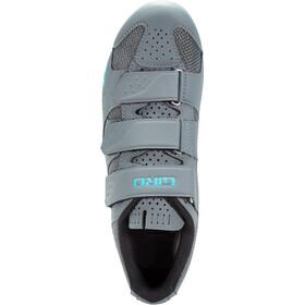 Giro Techne Shoes Dame titanium/glacier